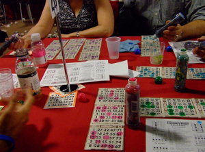 Bingo hall tickets screenshot