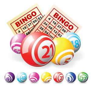 Online bingo screenshot