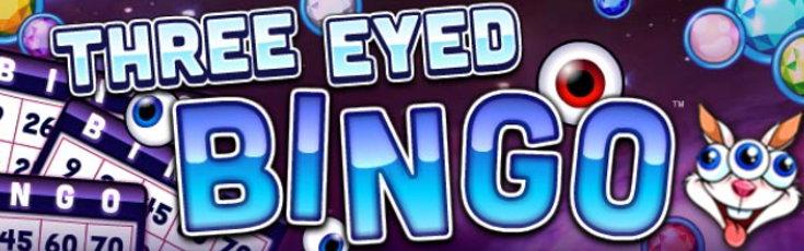 Bingozone.com three eyed bingo screenshot