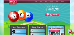 abc homepage screenshot