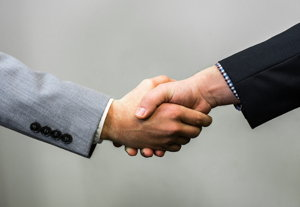 handshake screenshot