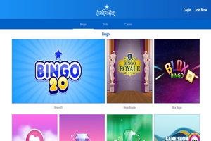 JackpotJoy Bingo Screenshot