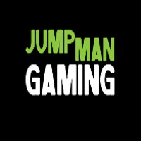 jumpman gaming logo screenshot
