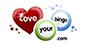 Love Your Bingo website logo