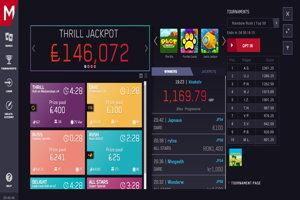maria bingo website screenshot