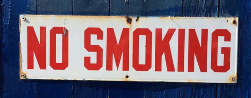 no smoking sign screenshot