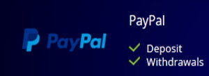 paypal deposits screenshot