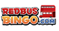 Red Bus Bingo website logo