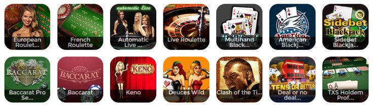 888 Ladies casino screenshot
