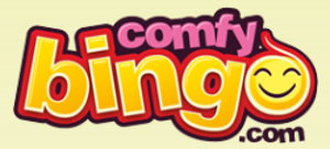 Comfy Bingo logo screenshot