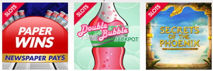 Heart Bingo slots screenshot