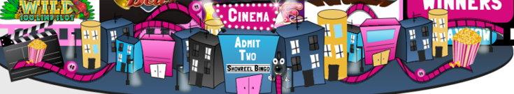 Showreel Bingo games screenshot