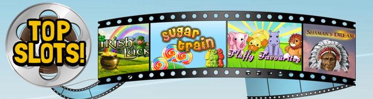 Showreel Bingo slots screenshots