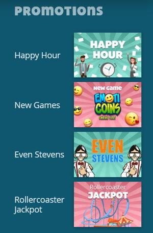 Dream Bingo promotional page screenshot