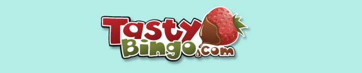 Tasty Bingo logo screenshot