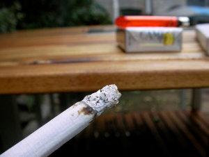 smoking outside screenshot