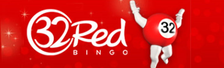 32red Bingo logo screenshot
