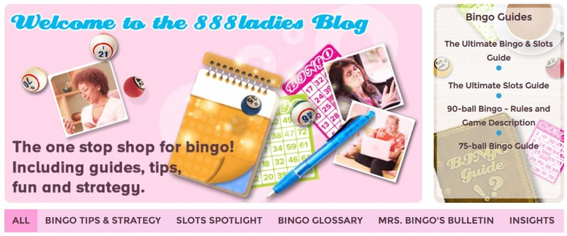 888 Ladies Blog