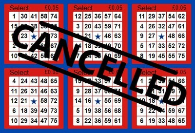 Cancel Bingo Tickets