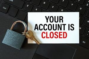 Account Closed