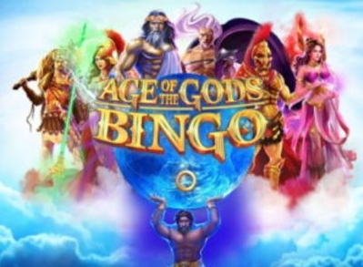 Age of the Gods Bingo Logo