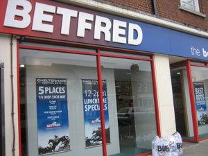betfred betting shop screenshot