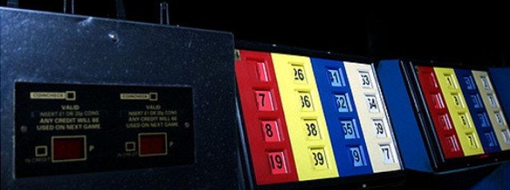 Bingo hall game screenshot