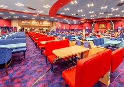 Bingo Hall Interior