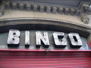 bingo hall sign screenshot