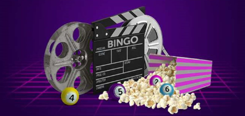 bingo on the box popcorn screenshot