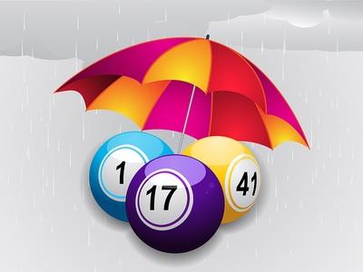 Bingo Umbrella