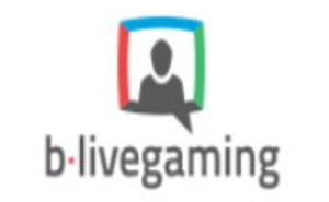 b-livegaming logo screenshot