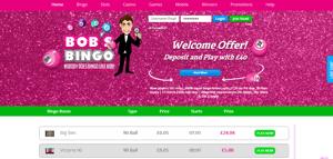 Bobs Bingo Screenshot