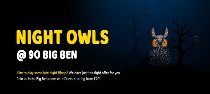 Bobs Bingo bonus screenshot