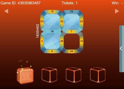 Cash Cubes Orange Cubes