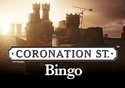 Coronation Street bingo Logo Small