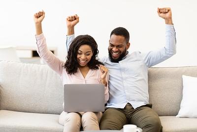 Couple Win Online Bingo