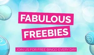 Fabulous Bingo Freebies