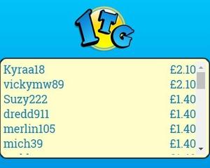 Fluffy Favourites Bingo 1TG