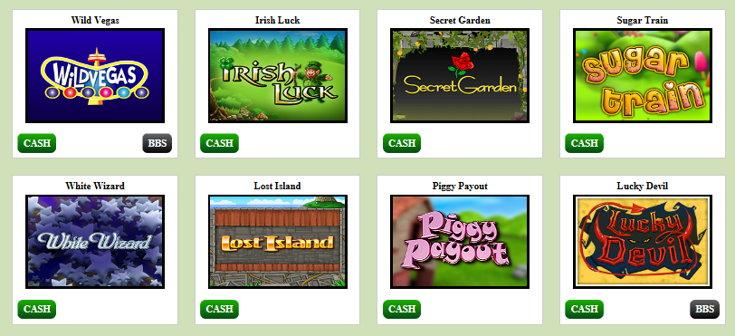 Fun Bingo games screenshot