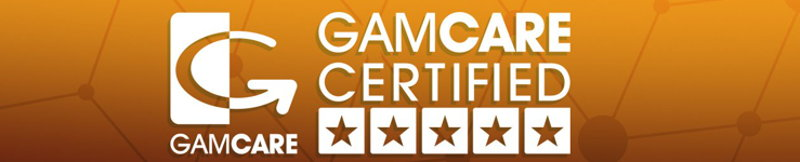 gamcare logo screenshot