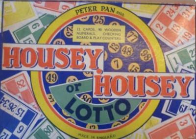 Housey Housey Bingo
