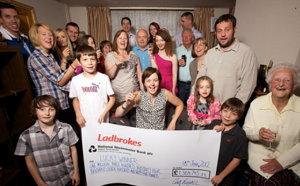 ladbrokes winning family screenshot