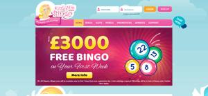 Little Miss Bingo Screenshot