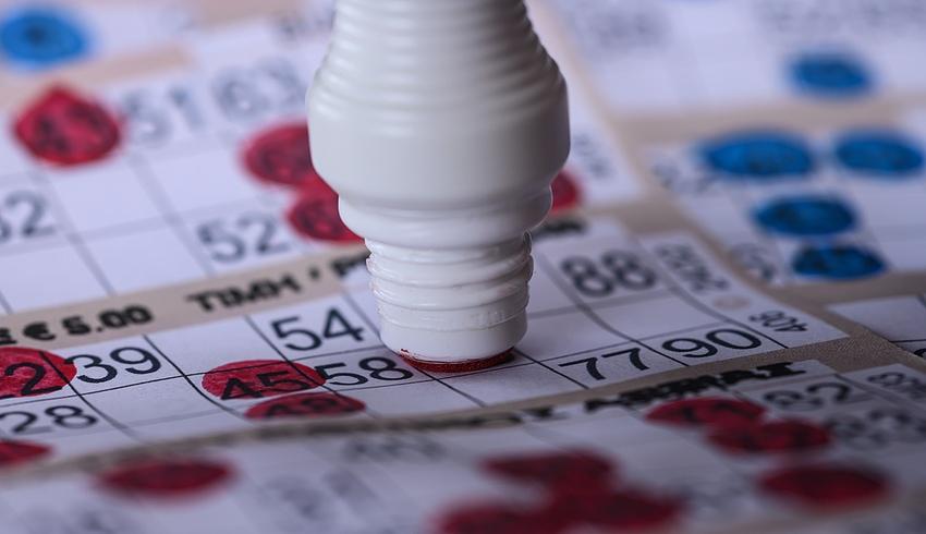 Marking Bingo Cards