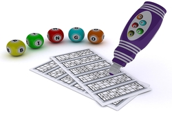 Marking Off Bingo Cards