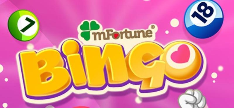 mFortune Bingo Logo