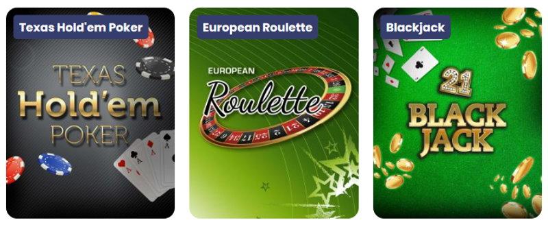 mfortune casino games screenshot