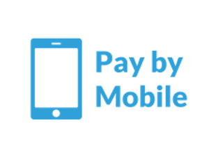 pay by mobile phone bill logo