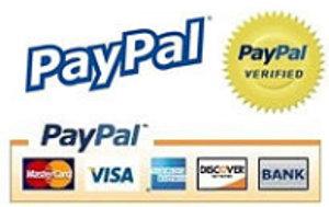 paypal payment screenshot